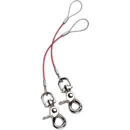 G3 SKI LEASH METAL CLASP 21