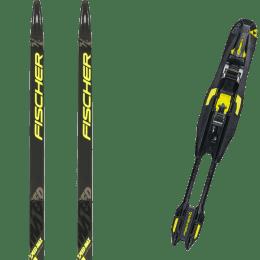 Pack ski FISCHER FISCHER SPEEDMAX CLASSIC COLD MEDIUM IFP 19 + FISCHER RACE CLASSIC 21 - Ekosport