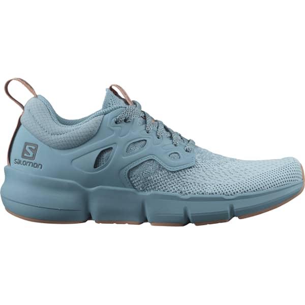 SALOMON Chaussure running Predict Soc 2 W Crystl Blue/delphinium Blue/sirocco 21 Femme Bleu taille 3.5