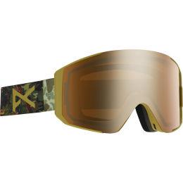 Protection du skieur ANON ANON SYNC CAMO/SONARBRONZE 20  - Ekosport