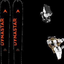 DYNASTAR M-PIERRA MENTA 21 + DYNAFIT SPEED TURN 2.0 BRONZE/BLACK 21