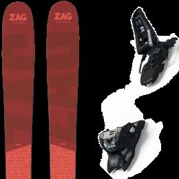 ZAG H96 LADY 21 + MARKER SQUIRE 11 ID BLACK 21