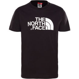 THE NORTH FACE Y S/S EASY TEE TNFBLACK/TNFWHT 21