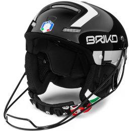 BRIKO SLALOM - FISI SHINY BLACK WHITE 21