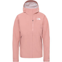 THE NORTH FACE W DRYZZLE FUTURELIGHT JACKET PINK CLAY 21