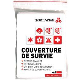 Equipement de sécurité avalanche ARVA ARVA COUVERTURE SURVIE 60GR 21 - Ekosport