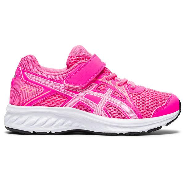 ASICS Chaussure running Jolt 2 Ps Jr Hot Pink/white Enfant Rose/Blanc taille 10K