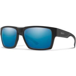 SMITH OUTLIER XL 2 MATTE BLACK BLUE MIRROR 20