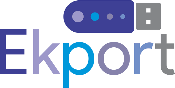 ekport,ekport logo, exports, exports to india