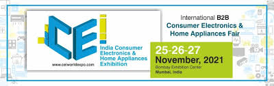 CEI India Consumer Electronics & Home Appliances Exhibition Mumbai