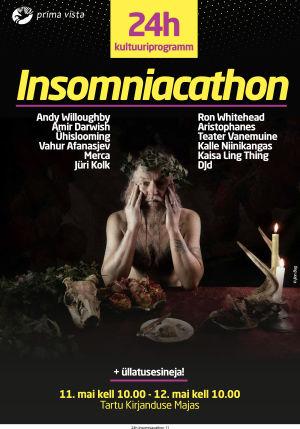 24h Insomniacathon 11.-12.05 2019