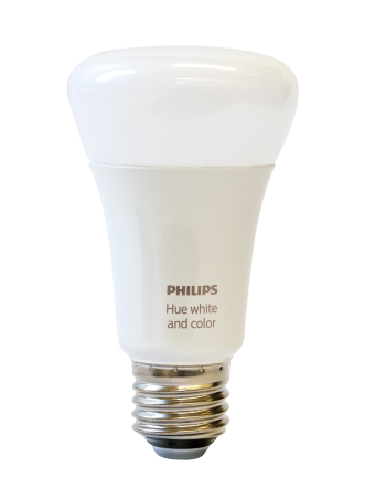 Philips Hue LED E27 farbig