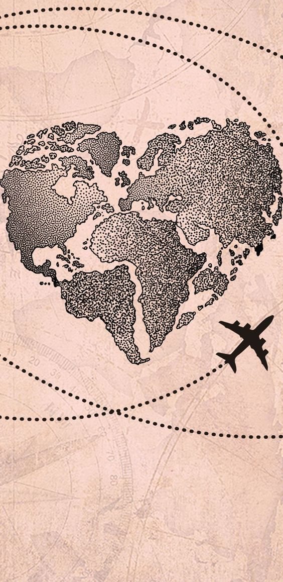 Fondos de Pantalla con Frases - Wallpaper amor mundial