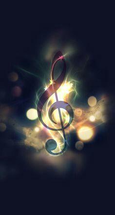 Fondos de Pantalla con Frases - Nota musical
