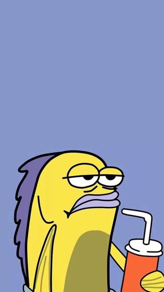 Fondos de Pantalla con Frases - Sponge Bob