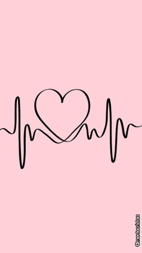 Fondos de Pantalla con Frases - Love heart (Wallpaper)