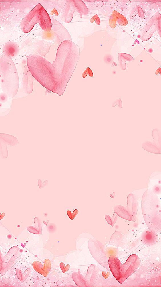 Fondos de Pantalla con Frases - Hearts and love (Wallpaper)