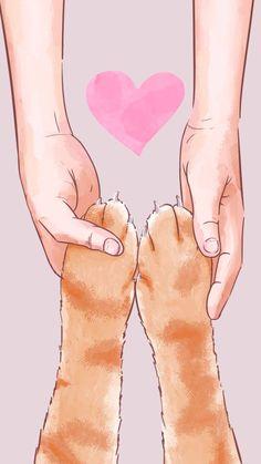 Fondos de Pantalla con Frases - Amor y mascotas