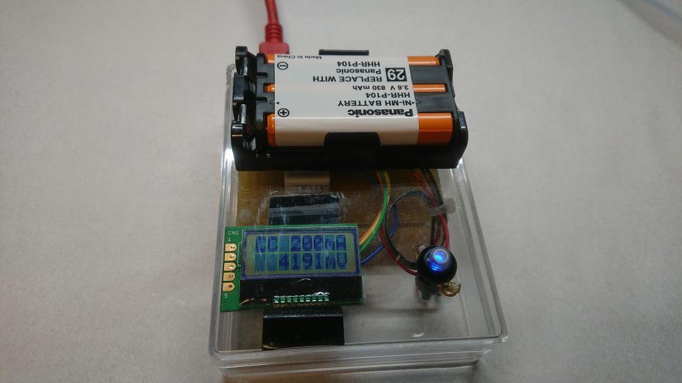 オペアンプ内蔵PICマイコンでCCCV充電器を作った!