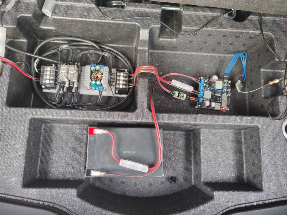 ESP32を用いた車載ソーラー発電設備~sigfoxで遠隔発電量監視~