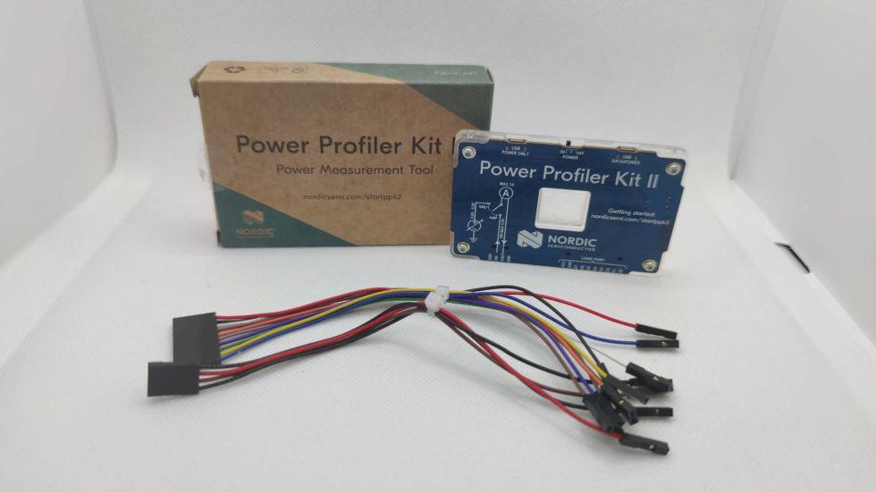 PPK2を用いた高精度な電子回路の消費電流測定