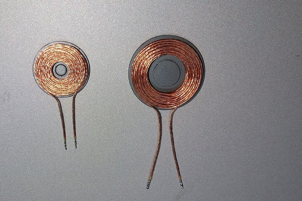 ワイヤレス充電を作る