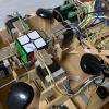 2x2x2ルービックキューブを解くロボットを作った