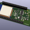 ESP32開発ボードを作る