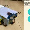 ラジコンカー&RFIDでミニゲーム作った