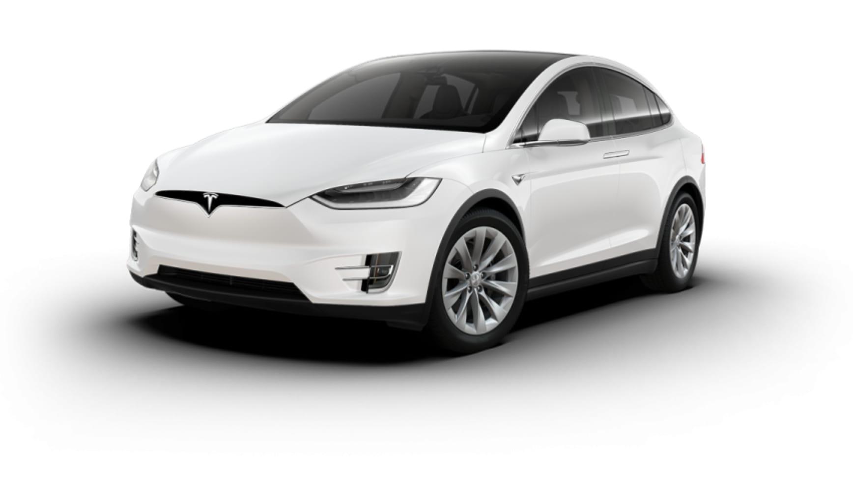 TeslaModel X