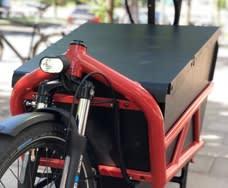 Test av eldrivna lastcyklar