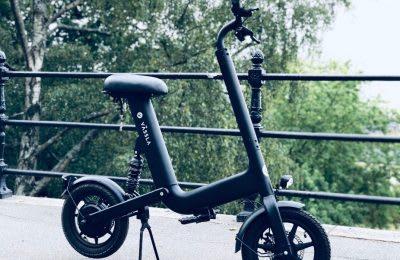 Eldrivo testar Vässla Bike