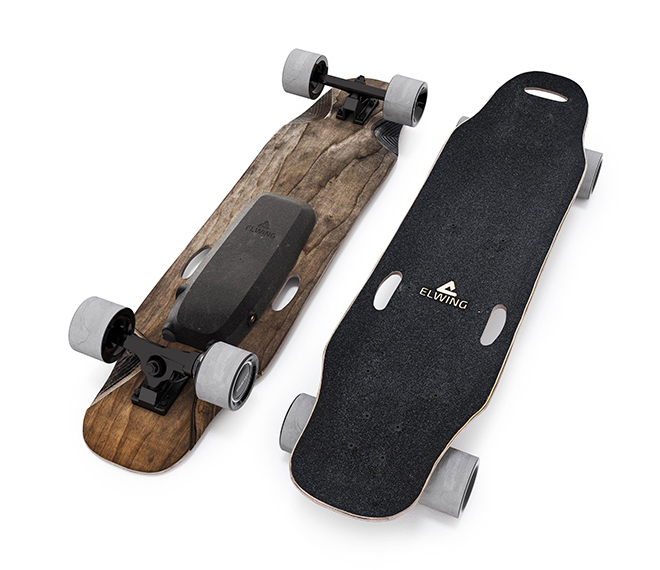 Halokee longboard