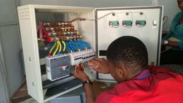 Electrokristron services