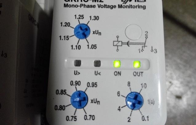 Electrokristron_voltage_monitor