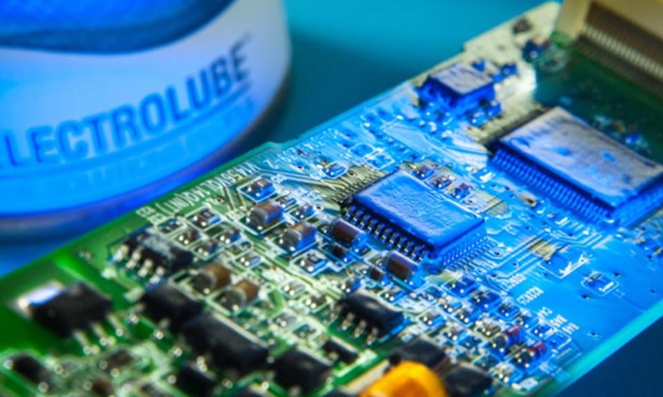 Electrolube Launch New Conformal Coatings at SMT Hybrid Packaging featured Image