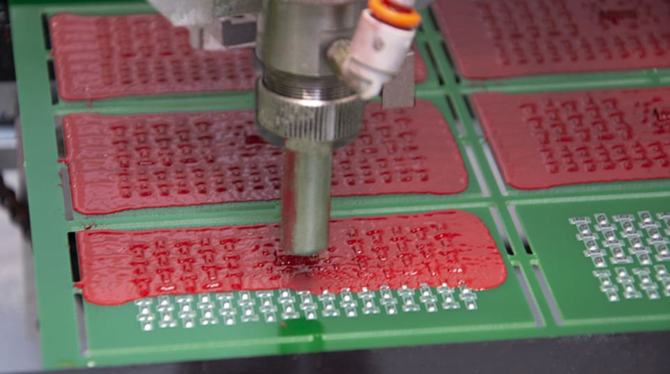 2K850 UV Cure Conformal Coating – UV Cure and full cure achieved in under 24hr featured Image