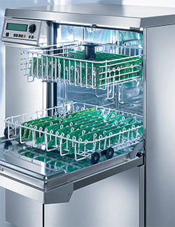IR6002 Miele Machine low-The role of cleaning within electronics manufacture