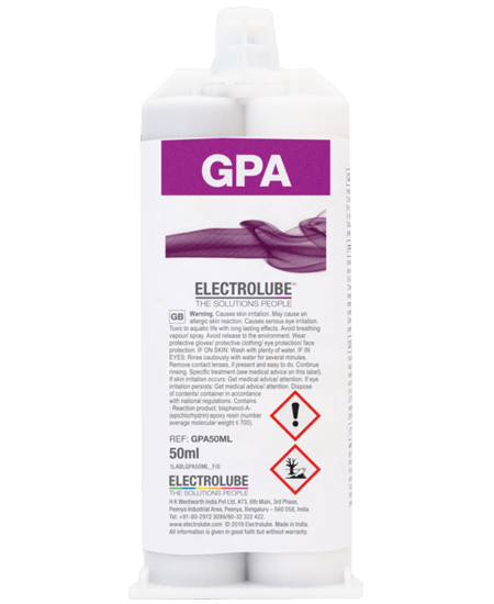 GPA General Purpose Epoxy Adhesive Thumbnail