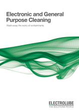 Electronic & general purpose cleaning brochure