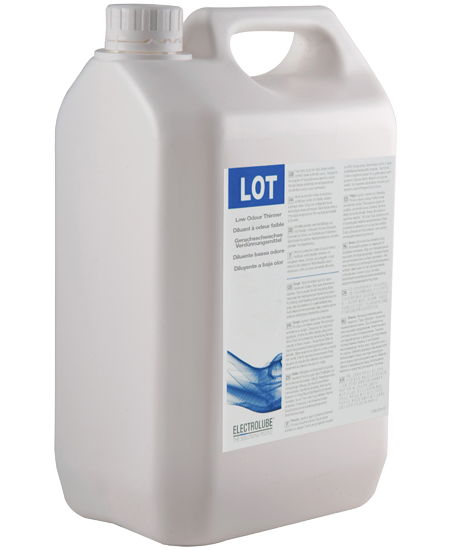 LOT Low Odour Conformal Coating Thinner Thumbnail