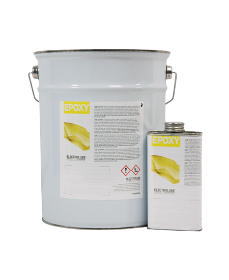 ER1451 (RF) Epoxy Potting Compound - Transparent Colour Thumbnail
