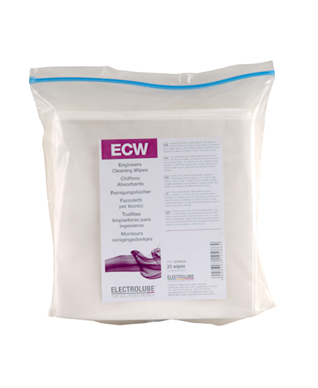 ECW Engineering Cleaning Wipes Thumbnail