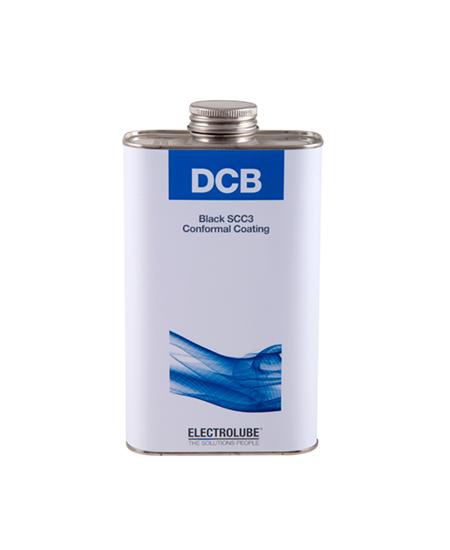 DCB SCC3 Black Conformal Coating Thumbnail