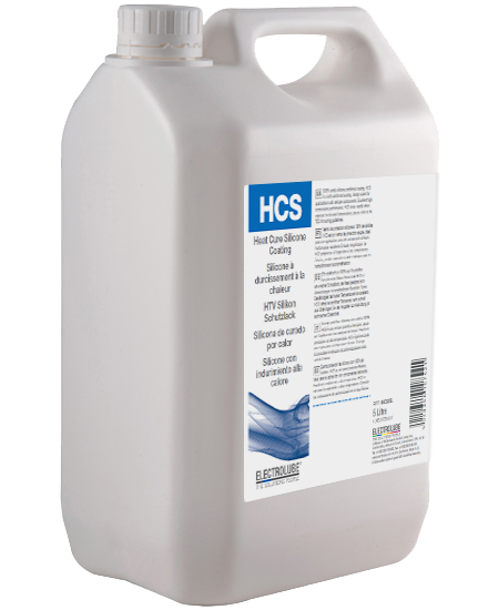 HCS Heat Cure Silicone Conformal Coating Thumbnail