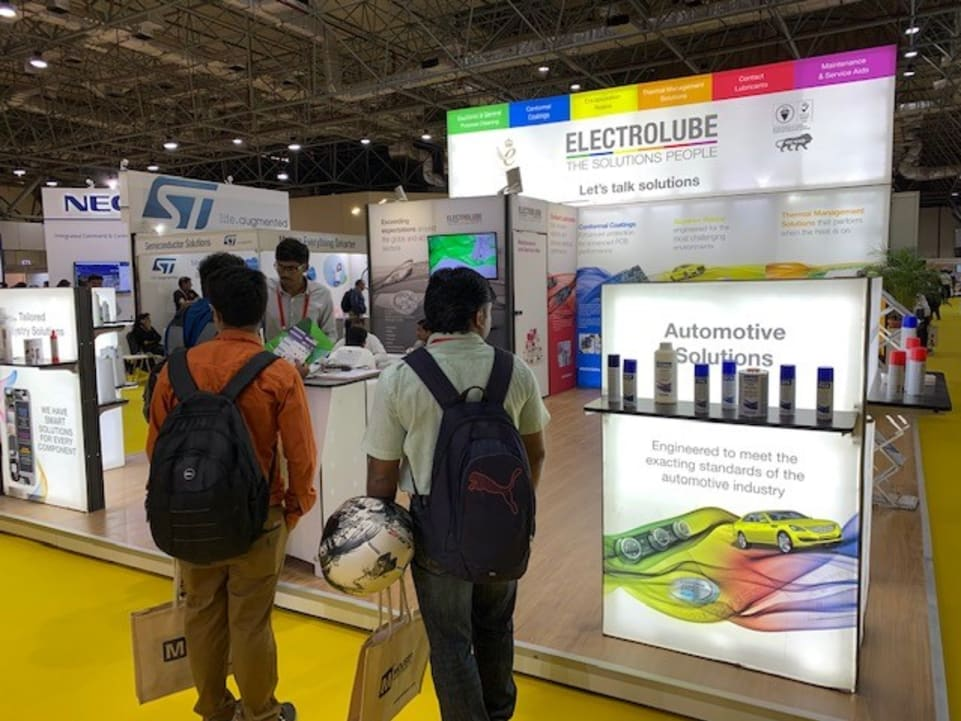 Electrolube to Reinforce Market-Leading Position at IEW 2020 featured Image