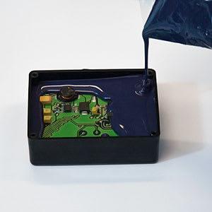 UR5044 Resin Pack Potting PCB