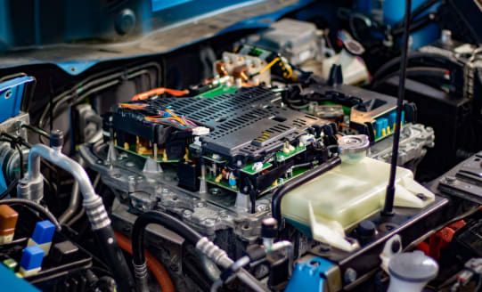 Maximising Performance and Reliability of Automotive Electronics  with Conformal Coatings Article Image