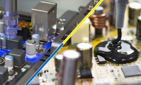 Conformal Coatings vs Encapsulation Resins – Making an informed choice for Electronic Protection featured image