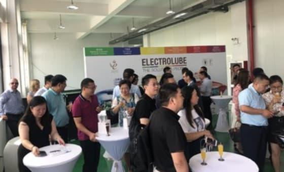 Electrolube eröffnet neue Produktionsstätte in China featured image